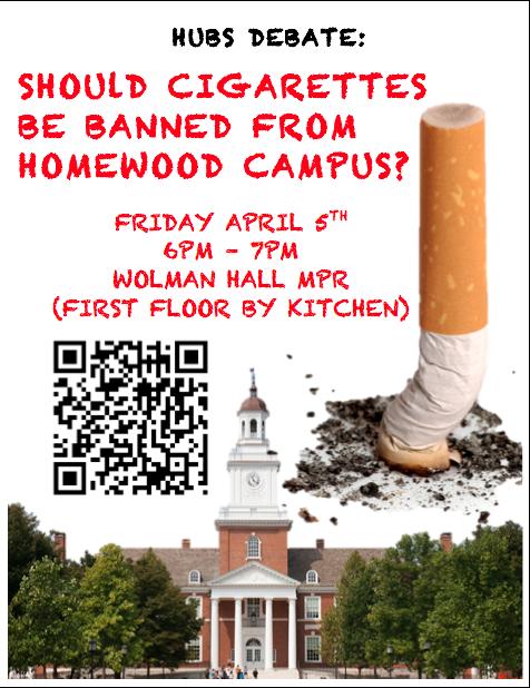 Smoking Ban Flyer